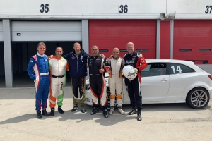 6° Corso Istruttori ACI Sport 2° Livello - Adria International Raceway (RO) 21/05/2019