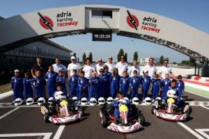 Kart Summer Camp Adria 2015